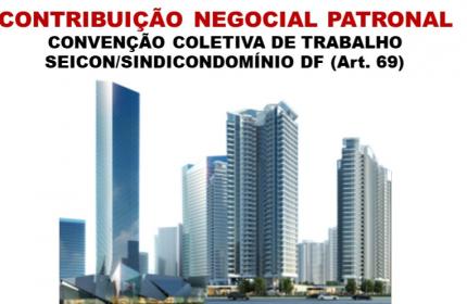 CONTRIBUIÇÃO NEGOCIAL PATRONAL DO SINDICONDOMÍNIO-...